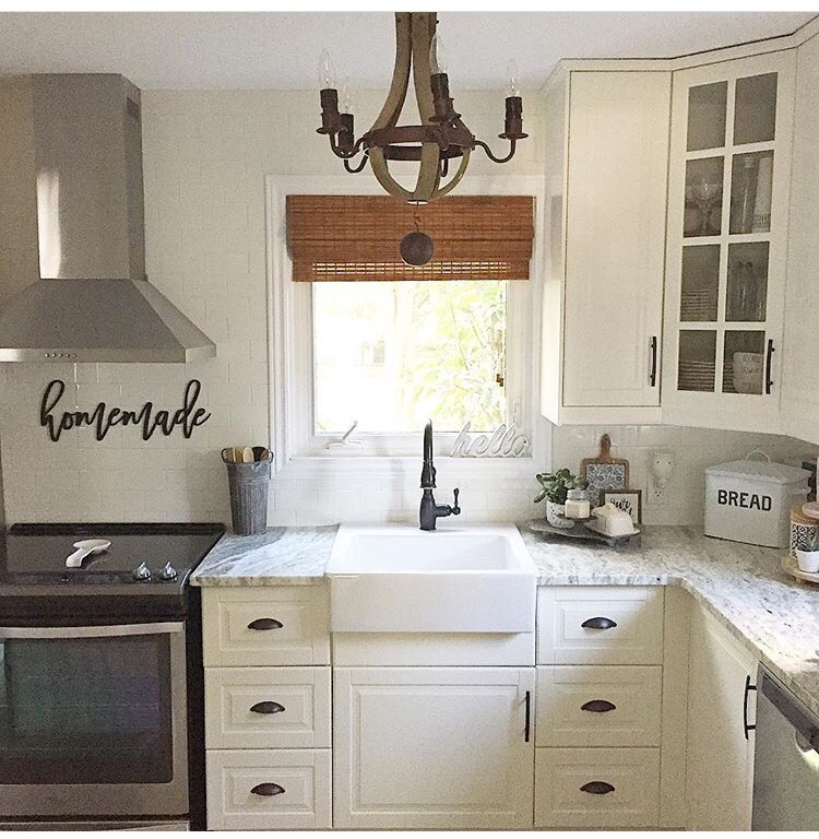 ***During The IKEA Kitchen Event I Received 10 Percent Cash Back In IKEA  Gift Cards Which I Used To Purchase My Apron Front Sink.